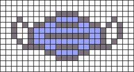 Alpha pattern #75343