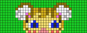 Alpha pattern #75345