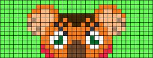 Alpha pattern #75350