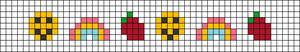 Alpha pattern #75352
