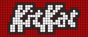 Alpha pattern #75355