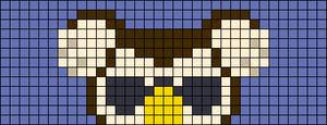Alpha pattern #75375