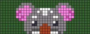 Alpha pattern #75376
