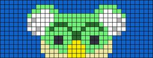 Alpha pattern #75377