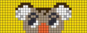 Alpha pattern #75380