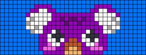 Alpha pattern #75389