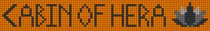 Alpha pattern #75393