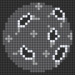 Alpha pattern #75403