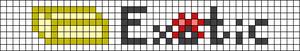 Alpha pattern #75404