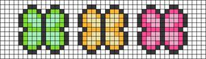 Alpha pattern #75405