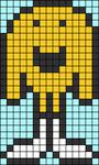 Alpha pattern #75406