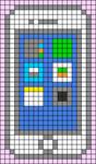 Alpha pattern #75407