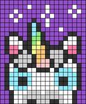 Alpha pattern #75415