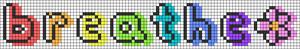 Alpha pattern #75417