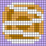 Alpha pattern #75425