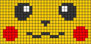 Alpha pattern #75426