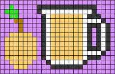 Alpha pattern #75446