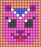 Alpha pattern #75460