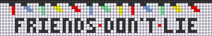 Alpha pattern #75497