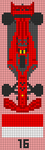 Alpha pattern #75502