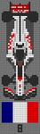 Alpha pattern #75515