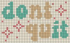 Alpha pattern #75529