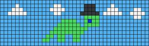 Alpha pattern #75539