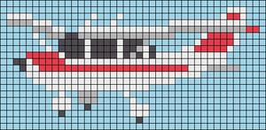 Alpha pattern #75554