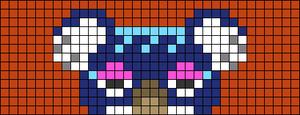 Alpha pattern #75560