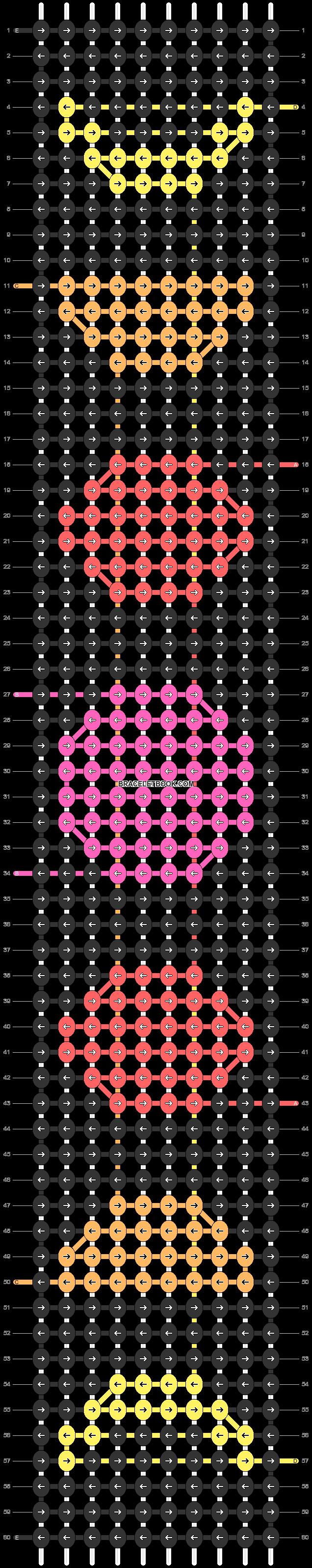 Alpha pattern #75561 pattern