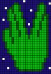 Alpha pattern #75563