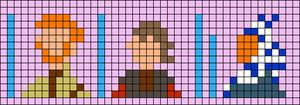 Alpha pattern #75586
