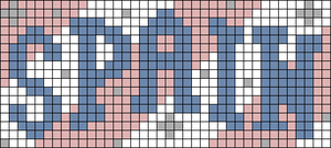Alpha pattern #75592