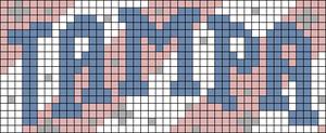 Alpha pattern #75594