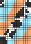 Alpha pattern #75595