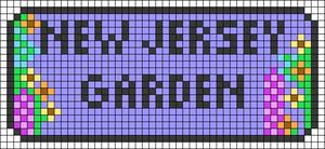 Alpha pattern #75596