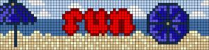 Alpha pattern #75604