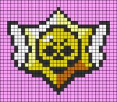 Alpha pattern #75606