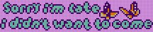 Alpha pattern #75609