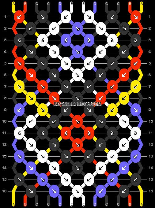 Normal pattern #75614 pattern
