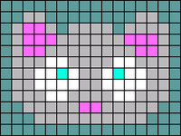 Alpha pattern #75633
