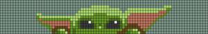 Alpha pattern #75652