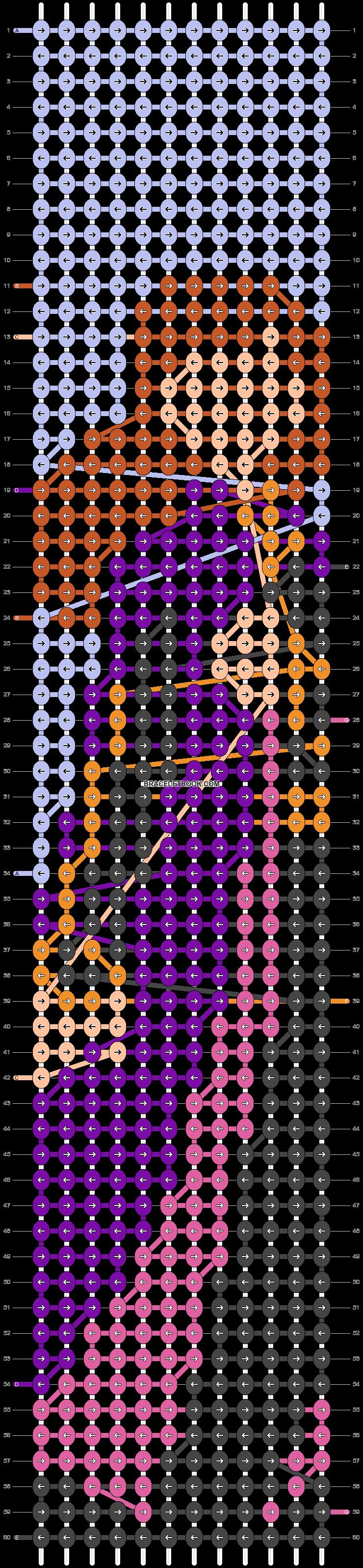 Alpha pattern #75655 pattern
