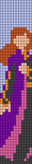 Alpha pattern #75655