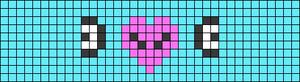 Alpha pattern #75667