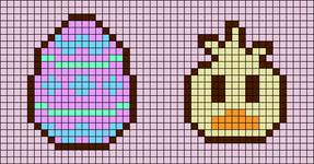 Alpha pattern #75673