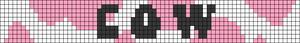 Alpha pattern #75685