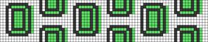Alpha pattern #75686