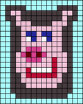 Alpha pattern #75714