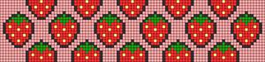 Alpha pattern #75736